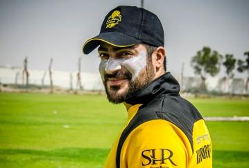 Mahfooz Illahi- Dubai Hawks Star Batsman